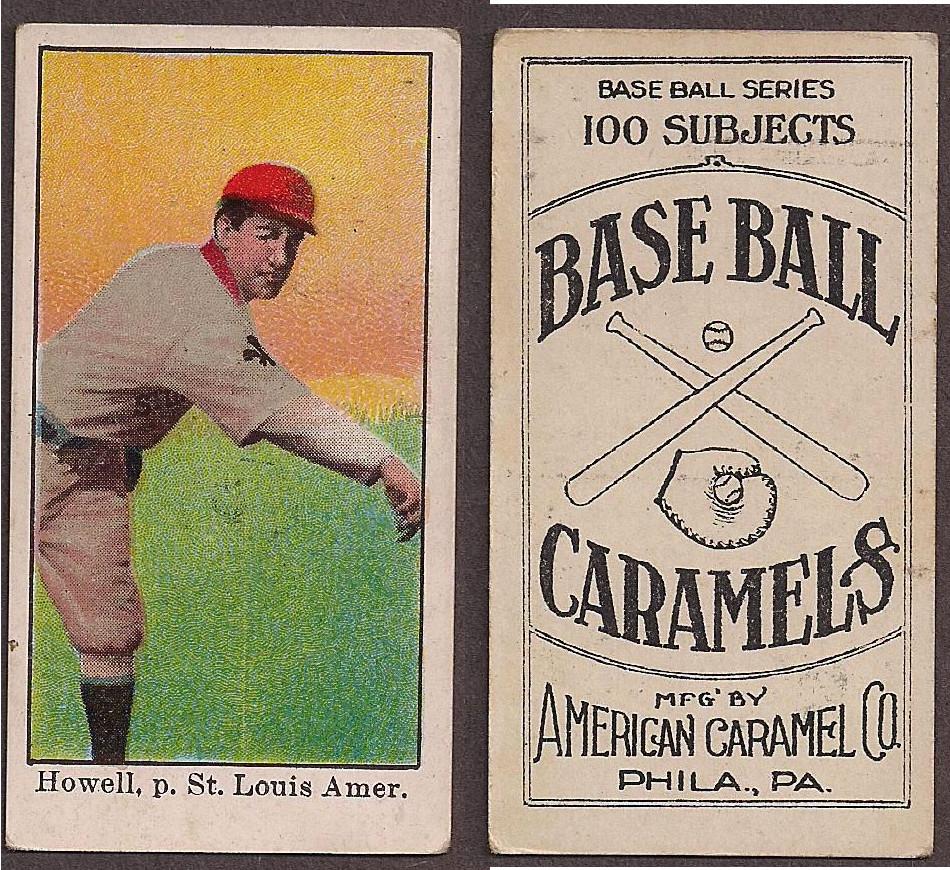 Eds Old Baseball Cards